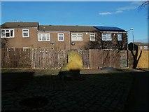 SE2434 : Rock, Rossefield View, Bramley by Stephen Craven