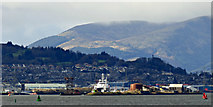 NS3075 : Inverclyde waterfront by Thomas Nugent