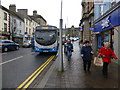 H4572 : A bit of shopping in Omagh by Kenneth  Allen