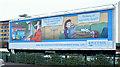 "J3474 : Phoenix Gas ""home improvements"" poster, Belfast (February 2016) by Albert Bridge"