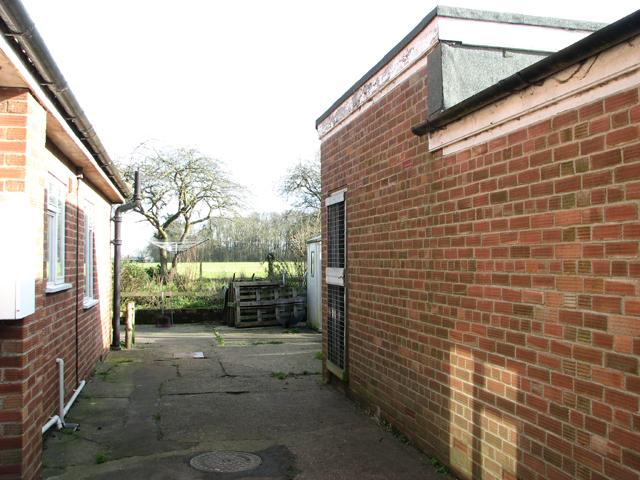 The generator house