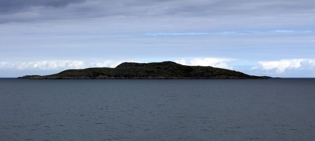 Eilean Dubh from the Lewis Ferry
