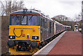 NM9134 : Highlander sleeper diverted to Oban - February 2016 (5) by The Carlisle Kid