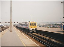 TQ3005 : Train from Bedford arriving at Brighton by Richard Vince