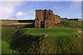 NZ3769 : Tynemouth Castle by Stephen McKay