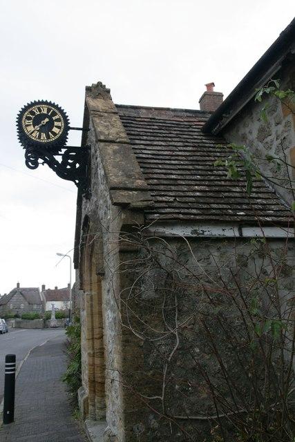Old School Clock, Maiden Newton