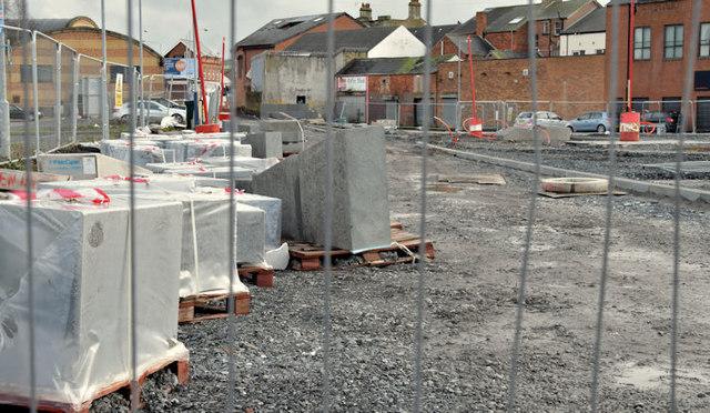 The CS Lewis Square, Belfast - February 2016(2)