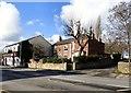 SJ9696 : 195-199 Talbot Road, Newton by Gerald England