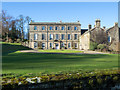 NZ0810 : The main house at Barningham Park by Trevor Littlewood