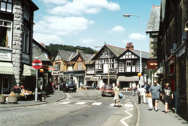 Windermere town centre