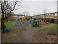 TL4460 : Play area, Arbury by Hugh Venables