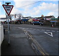 SM9310 : Junction of Langford Road and St Peter's Road, Johnston by Jaggery