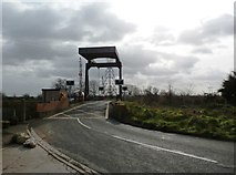 SE6912 : Wykewell Bridge at Thorne by Jonathan Clitheroe