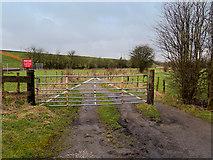 SD7909 : Gate on High Bank by David Dixon