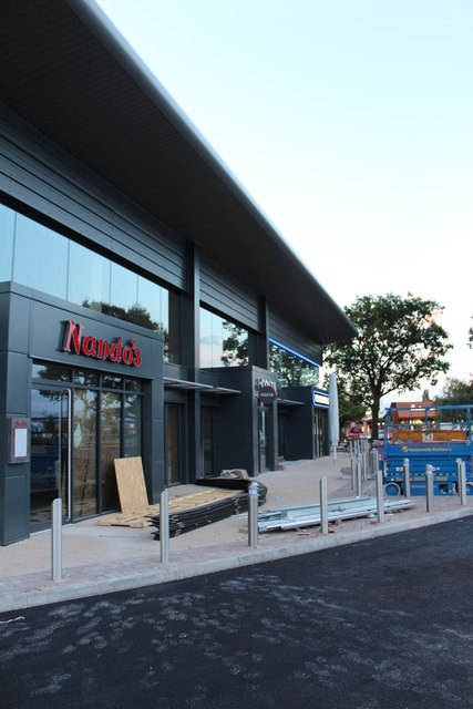 Nandos Costa Coffee And Pizza Express Chris Buet Cc