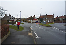 TA1181 : Fir Tree Drive, Filey by JThomas