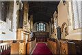 SK8262 : Chancel, All Saints' church, Collingham by J.Hannan-Briggs