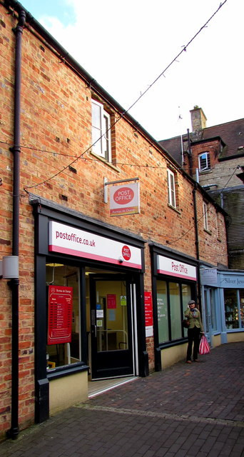 Cirencester Post Office