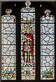 SK8262 : Curtis window, All Saints church, Collington by Julian P Guffogg