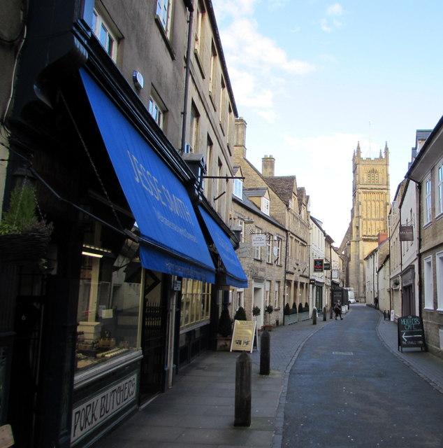 Black Jack Street, Cirencester