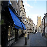 SP0202 : Black Jack Street, Cirencester by Jaggery