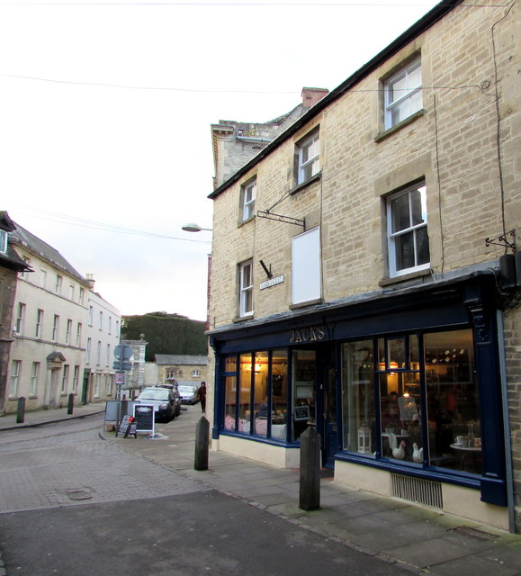 Jack's, Black Jack Street, Cirencester