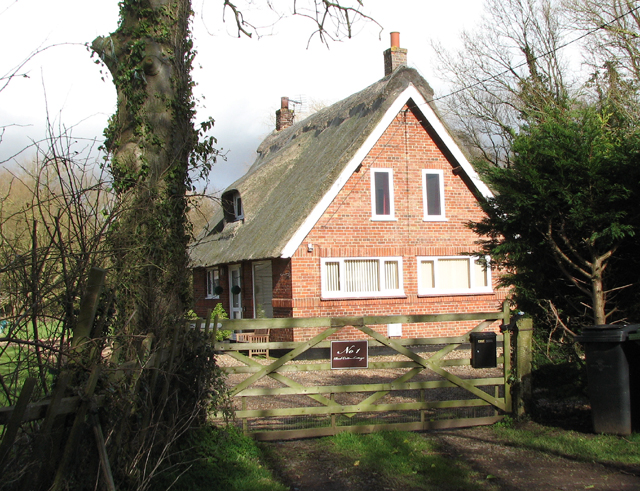 Reed Cutter's Cottage, Rockland Staithe