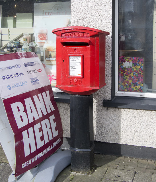 Postbox, Middletown