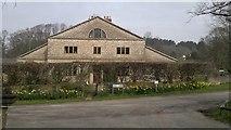 SK5451 : Top Farmhouse, Papplewick by Chris Morgan