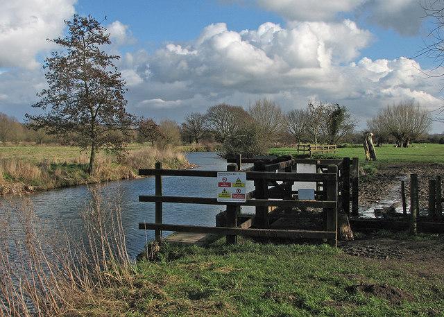 Dedham Old River Weir