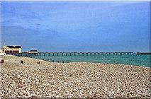 SZ9398 : Pier without end by Anthony O'Neil