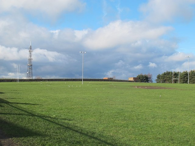 Rugby pitches, Bramley Park