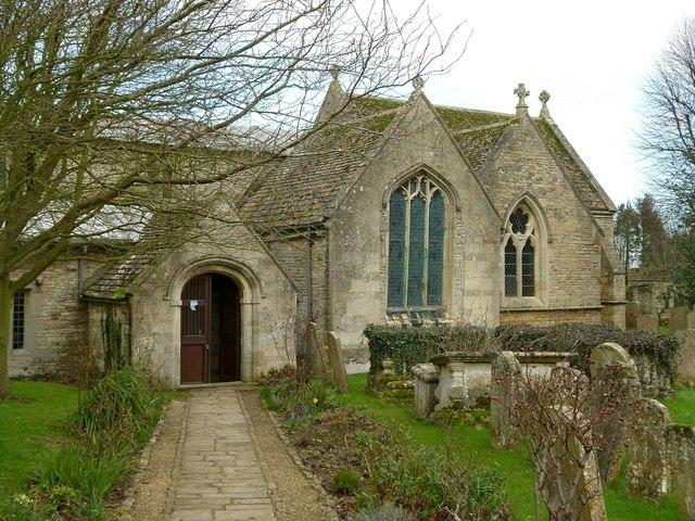 Church of St Mary, Edith Weston