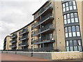 NT3074 : New housing at Portobello by M J Richardson