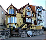 SH8479 : The Toad, Colwyn Bay by Jaggery