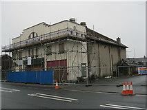 SH5639 : Ffarwel i'r Coliseum 1931-2016 Farewell to the Coliseum #4 by Alan Fryer