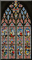 TA0339 : South transept window, St Mary's church, Beverley by Julian P Guffogg