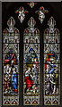 TA0339 : Stained glass window n.XII, St Mary's church, Beverley by Julian P Guffogg