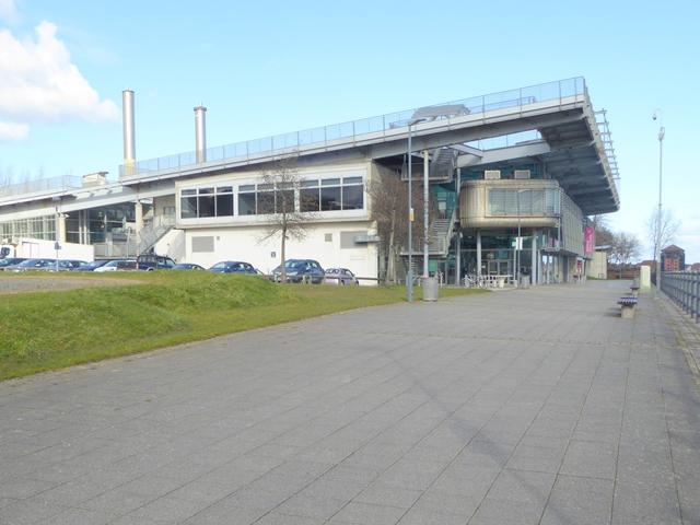 National Glass Centre, St Peter's Riverside