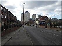 NZ4057 : High Street East, Sunderland by Oliver Dixon