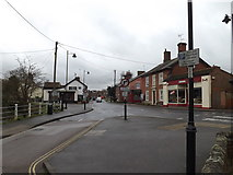 TM2863 : Riverside, Framlingham by Adrian Cable