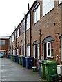 SO8932 : Former factory off East Street in Tewkesbury by Philip Halling