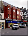 SH8579 : Boots beauty shop and pharmacy, Colwyn Bay by Jaggery