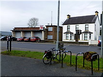 H4573 : Former fire station, Omagh by Kenneth  Allen