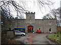 NJ9109 : Persley Castle by Bill Harrison