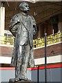 SO8554 : Statue of Sir Edward Elgar by Philip Halling