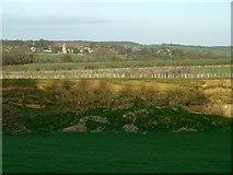 SK9202 : View towards North Luffenham by Alan Murray-Rust