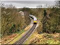 SD7915 : Crossing Brooksbottoms Viaduct by David Dixon