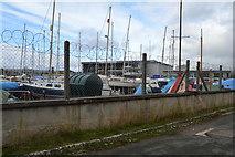 SX5053 : Drystack Marina by N Chadwick