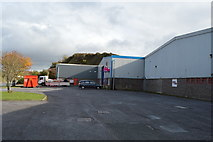 SX5053 : Industrial units, Oreston by N Chadwick